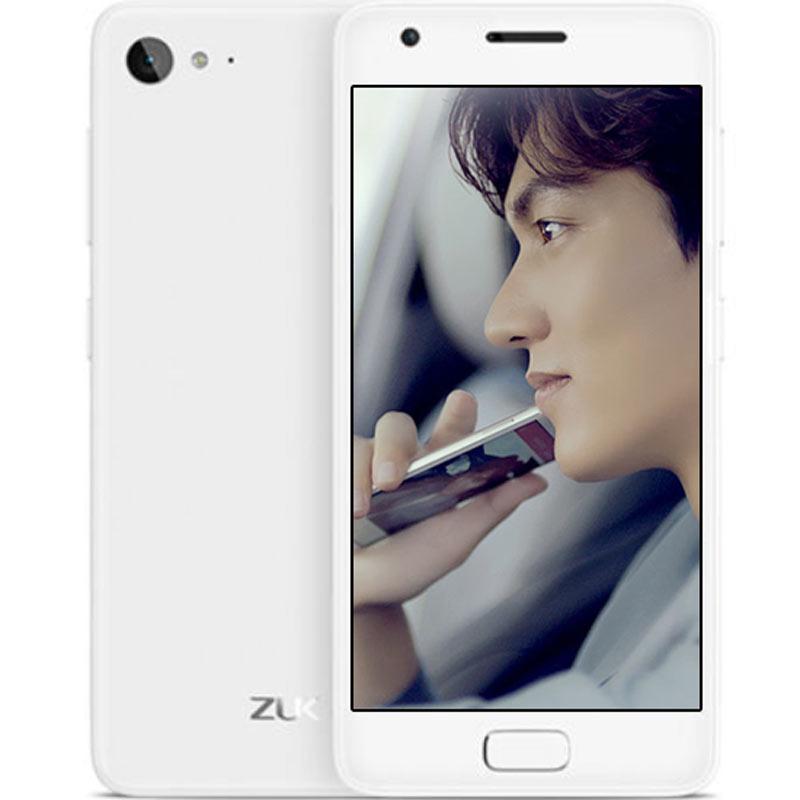 【顺丰包邮 送钢化膜 手机壳】联想ZUK Z2(4GBRAM/全网通)4GB+64GB 4GB+64GB陶瓷白 行货64GB