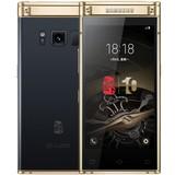三星(SAMSUNG) W2018 移动联通电信4G手机 翻盖智能手机 双卡双待 至尊雅金 行货64GB