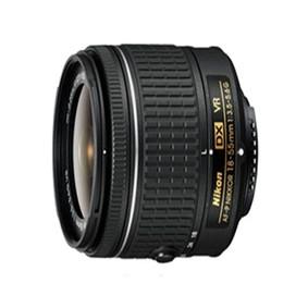 尼康 AF-P DX NIKKOR 18-55mm f/3.5-5.6G VR 黑色