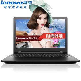 联想 Ideapad 110-15(i5 6200U/4GB/1TB/2G独显) 黑色