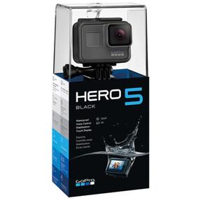 GoPro HERO 5 Black 运动摄像机 4K高清 黑色